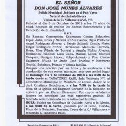 DON JOSÉ NÚÑEZ ÁLVAREZ