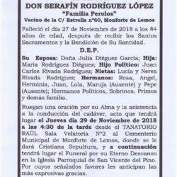 DON SERAFIN RODRIGUEZ LOPEZ