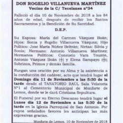 DON ROGELIO VILLANUEVA MARTINEZ