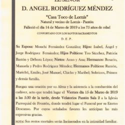DON ANGEL RODRIGUEZ MENDEZ